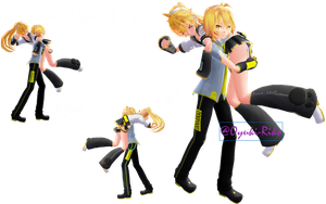 Carrying Pose 2 DL //MMDOriginalPic// by Oyuki-Riko