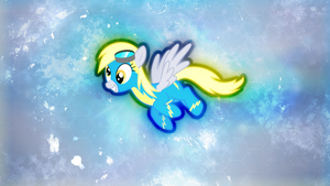 Wonderbolt Derpy by Game-BeatX14
