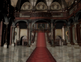 REUC Spencer Mansion Hall by ItalianUtent