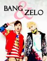 Bang and Zelo Wallpaper by AHRACOOL