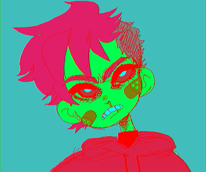 lil punk by sadpartyboy