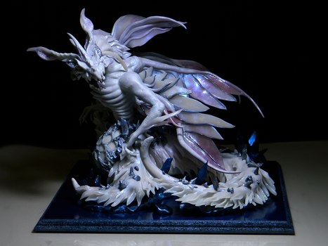 Seath the Scaleless (inspired by Dark Souls) by maga-01