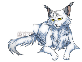 Whitestorm by th1stlew1ng