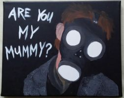 Are you my mummy? by CorvusAstrum