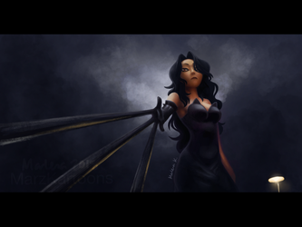 Lust [Redraw] by MarzKartoons