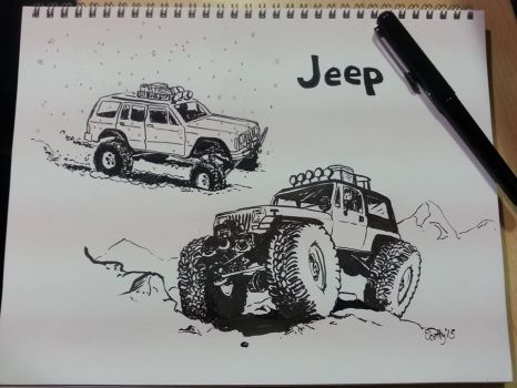 Jeeps by 12BarBlues
