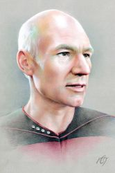 Cpt. Jean-Luc Picard by Inar-of-Shilmista