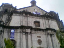 a very old church by bimaquino