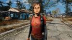 Fallout 4 The Last of Us Ellie Follower and Armor by user619