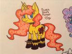 My MLP OC Sweet Heart Painter by CreepyGamerGirl2002