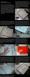 Acrylic Palette Tutorial by No-Sign-of-Sanity