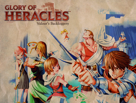 Glory of Heracles by Sephi-chan