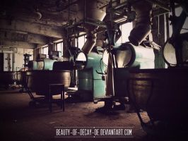 Rusk factory 13 by Beauty-of-Decay-de