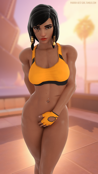 Pinup #16 by pharah-best-girl