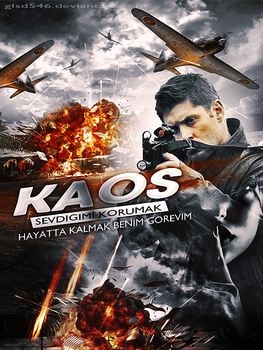 KAOS Movie Poster by glsd546
