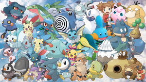 Pokemon Dimensions Wallpaper by MidniteAndBeyond