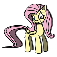 Fluttershy by Adam-Clowery