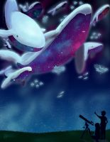 Whales In the Night by RZ-desu