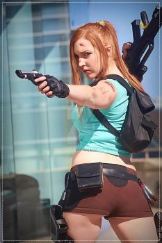 Lara Croft 4 by KPCosplays