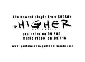 #HIGHER Music Video Trailer by AJthe90skid