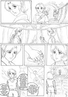 Link and Saria: Let Go by Fenrisfang