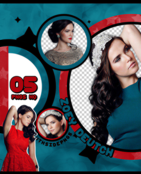 Png Pack 3754 - Zoey deutch by southsidepngs