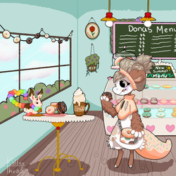 {Contest entry} Creating happines. by koffeethea