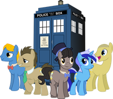 Trust Us, We're The Doctors. by TheShadowStone