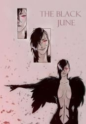The Black June by CherryKitt