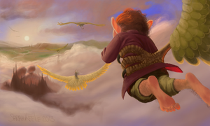 Eagle Rescue by smmiller09
