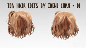 [ MMD ] TDA Hair Edits [ DL ] by IreneChan707