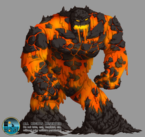UL - Flame Giant by ehcs