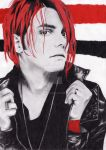 Gerard Way by ana20cris
