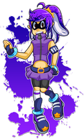 :AT: Harmony Inkling by TechnoGamerSpriter