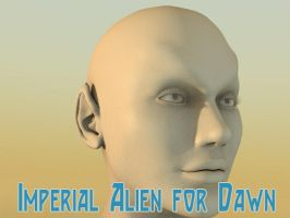 Imperial Alien for Dawn by JeremyVilmur