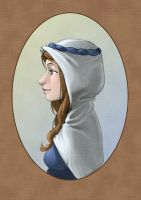 Divine Comedy - Beatrice by Manin
