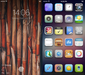 Laguna for iOS7 by kevinS555