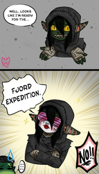 Critical Role Fanart: The Fjord Expedition by zoro4me3