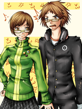 +AT+ P4: Leave It To Me. by Kamikaze-Kaito