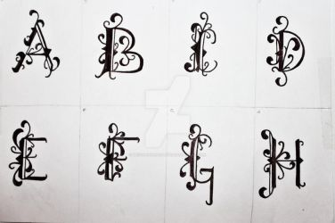 Font 1 by BroolynArtistry