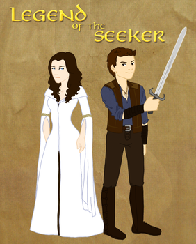 Legend of the Seeker by bechedor79