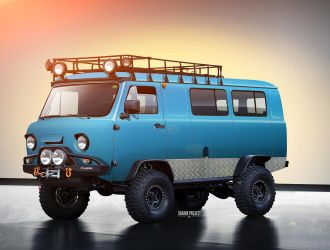 UAZ by tuninger