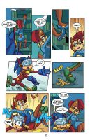 No Zone Archives Issue 1 pg17 by Chauvels