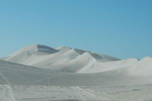 Sand dunes 2 by stockmichelle