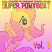 Super Ponybeat Vol. 1 by eurobeatBrony