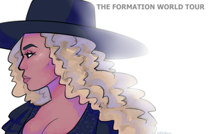 beyonce: the formation world tour by Tokkotea
