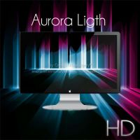 Wallpaper Aurora Light by candybubblesweety