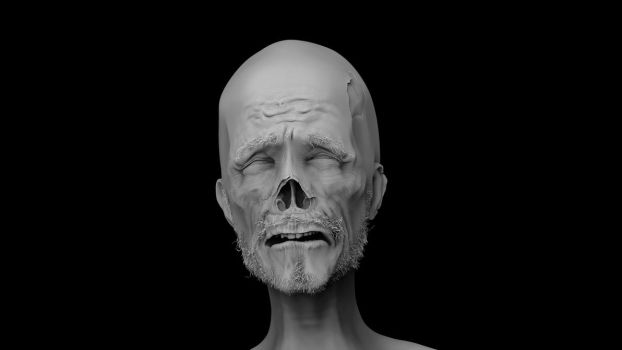 The Sculpt of Eternal Pain by colinbarnes