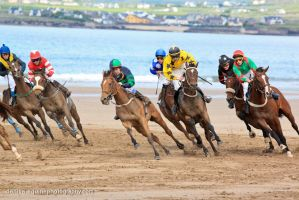 Beach Racing by DenisaKc