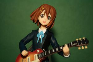 Figma Yui Hirasawa K-On by Android18a